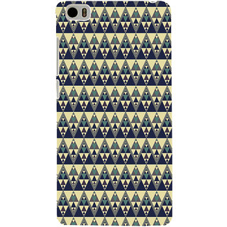 ifasho Animated Pattern colrful 3Dibal design Back Case Cover for Redmi Mi5
