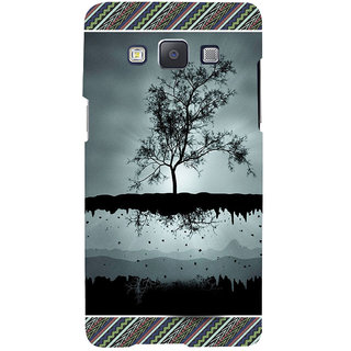 ifasho 3Dee on air animated beautiful Back Case Cover for Samsung Galaxy A7