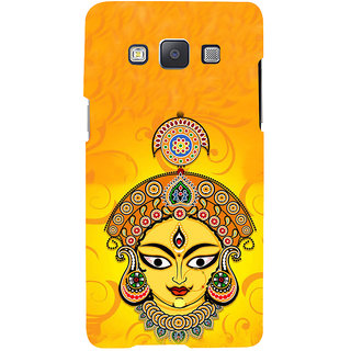ifasho Godess Durga head Back Case Cover for Samsung Galaxy A7