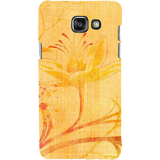 ifasho Animated Pattern colrful 3Daditional design cloth pattern Back Case Cover for Samsung Galaxy A5 A510 (2016 Edition)