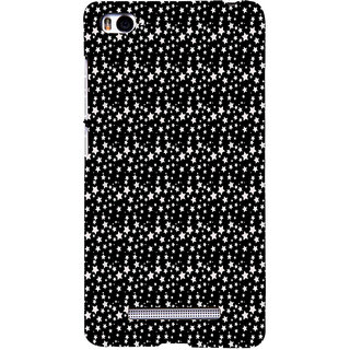 ifasho Modern Art Design animated cloth Pattern of small star Back Case Cover for Redmi Mi4i