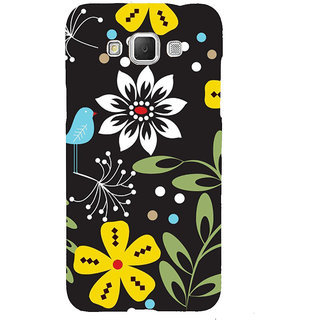 ifasho Animated Pattern birds and flowers Back Case Cover for Samsung Galaxy Grand Max