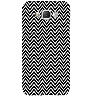 ifasho Animated Pattern of Chevron Arrows Back Case Cover for Samsung Galaxy Grand Max