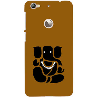 ifasho Modern Art Ganesh Back Case Cover for LeTV 1S