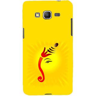 ifasho Modern Art Ganesh Back Case Cover for Samsung Galaxy Grand Prime
