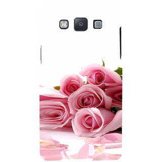 ifasho Red Rose bunch Back Case Cover for Samsung Galaxy A7