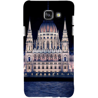 ifasho Victoria palace Back Case Cover for Samsung Galaxy A5 A510 (2016 Edition)