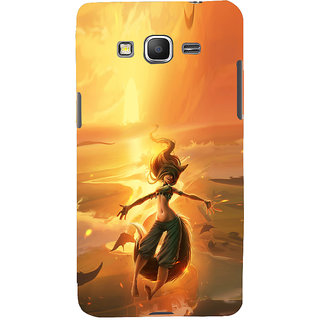 ifasho Girl in water animated Back Case Cover for Samsung Galaxy Grand Prime