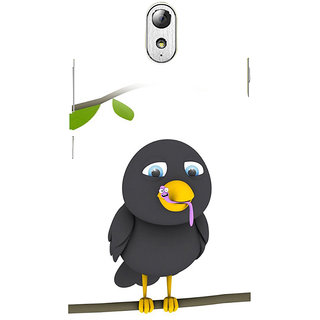 ifasho Bird eating cartoon Back Case Cover for Lenovo Vibe P1M