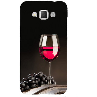 ifasho Wine at Dine Back Case Cover for Samsung Galaxy Grand Max