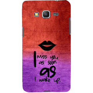 ifasho Love in Heart Back Case Cover for Samsung Galaxy Grand Prime