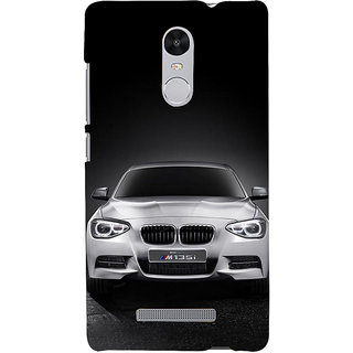 ifasho Cool Car Back Case Cover for REDMI Note 3