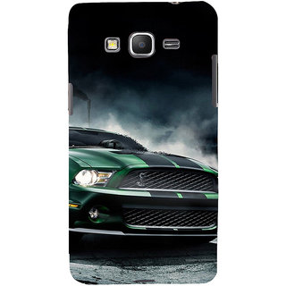 ifasho Royal  Running Car in wind Back Case Cover for Samsung Galaxy Grand Prime