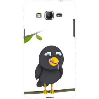 ifasho Bird eating cartoon Back Case Cover for Samsung Galaxy Grand Prime