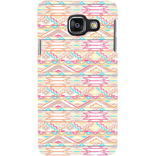 ifasho Animated Pattern colrful 3Dibal design Back Case Cover for Samsung Galaxy A3 A310 (2016 Edition)