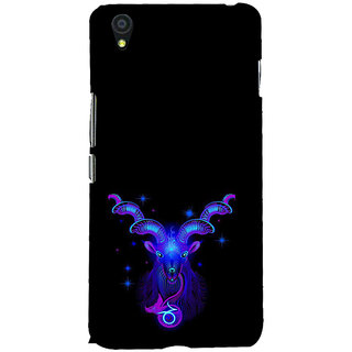 ifasho zodiac sign aries Back Case Cover for One Plus X