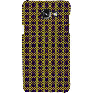 ifasho Modern Art Design Pattern honey Bee case style Back Case Cover for Samsung Galaxy A7 A710 (2016 Edition)