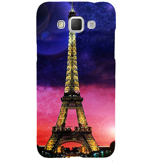 ifasho Effile Tower Back Case Cover for Samsung Galaxy Grand Max