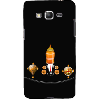 ifasho Tirupati Balaji Back Case Cover for Samsung Galaxy Grand Prime