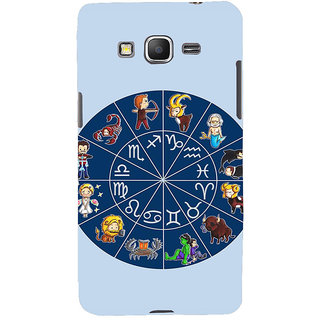 ifasho zodiac sign ALL Back Case Cover for Samsung Galaxy Grand Prime