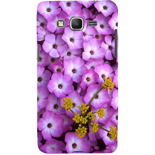ifasho Pattern colorful flower Back Case Cover for Samsung Galaxy Grand Prime
