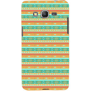 ifasho Animated Pattern colrful 3Daditional design Back Case Cover for Samsung Galaxy Grand Prime