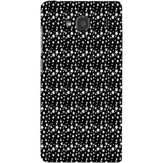 ifasho Modern Art Design animated cloth Pattern of small star Back Case Cover for Redmi 2S