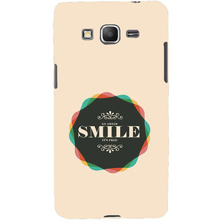 ifasho Nice Quote On beautiful Back Case Cover for Samsung Galaxy Grand Prime