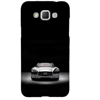 ifasho Stylish Car Back Case Cover for Samsung Galaxy Grand3
