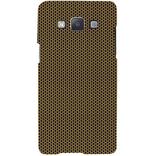 ifasho Modern Art Design Pattern honey Bee case style Back Case Cover for Samsung Galaxy A7