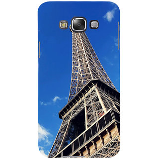 ifasho Effile Tower Back Case Cover for Samsung Galaxy E7