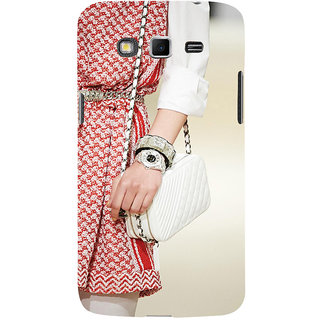 ifasho Designer dress pattern Back Case Cover for Samsung Galaxy Grand