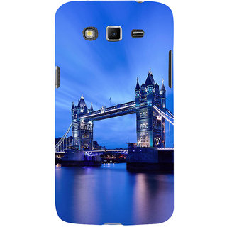ifasho London Bridge Back Case Cover for Samsung Galaxy Grand