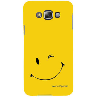 ifasho You are special Back Case Cover for Samsung Galaxy E7