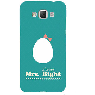 ifasho Always right quote Back Case Cover for Samsung Galaxy Grand3