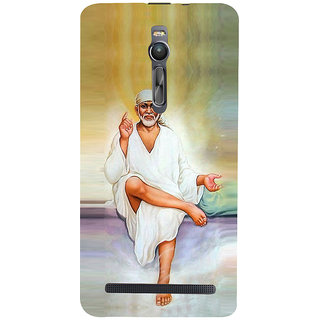 ifasho Sai baba Back Case Cover for Asus Zenfone2
