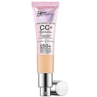 IT COSMETICS CC + ILLUMINATION SPF 50 + (RICH)