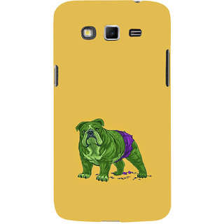 ifasho Animated Design Dog Back Case Cover for Samsung Galaxy Grand
