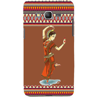 ifasho Odishi dance Back Case Cover for Samsung Galaxy Grand Prime