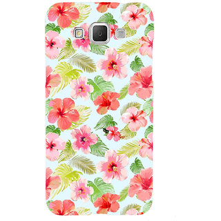ifasho Animated Pattern mander flower with leaves Back Case Cover for Samsung Galaxy Grand Max