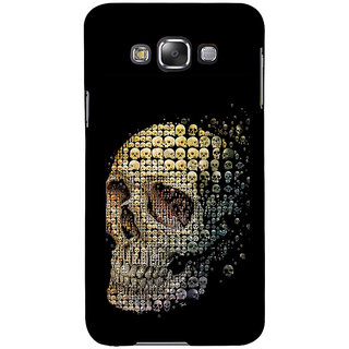 ifasho Modern  Design animated skeleton Back Case Cover for Samsung Galaxy E7