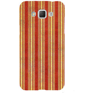 ifasho Design lines pattern Back Case Cover for Samsung Galaxy Grand3