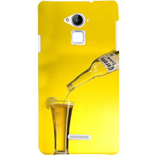 ifasho Beer Back Case Cover for Coolpad Note 3