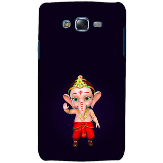 ifasho Modern Art Ganesh Back Case Cover for Samsung Galaxy J7