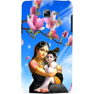 ifasho Yasoda krishna Back Case Cover for Samsung Galaxy J7
