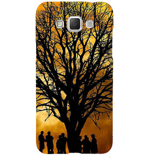 ifasho 3Dee Painting with people  Back Case Cover for Samsung Galaxy Grand3