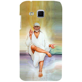 ifasho Sai baba Back Case Cover for Samsung Galaxy J3