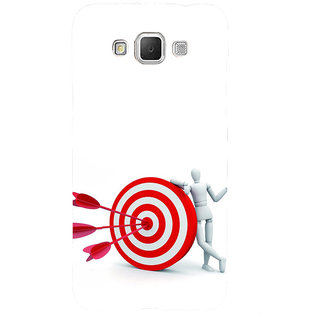 ifasho Hit the bulls eye  Back Case Cover for Samsung Galaxy Grand3