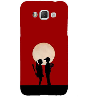 ifasho Boy and girl love Back Case Cover for Samsung Galaxy Grand Max