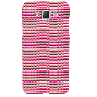 ifasho Animated Pattern of pink lining pattern Back Case Cover for Samsung Galaxy Grand3